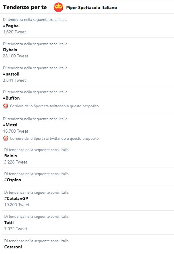 i-cesaroni-mediaset-extra-guida-tv-trending-topic