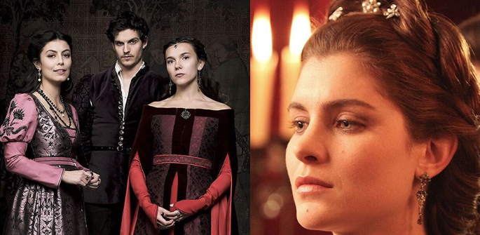 I Medici 3 e Anna Karenina: le foto esclusive dal set