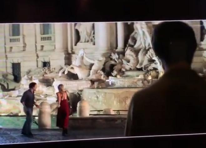 I migliori anni Muccino riprese alla Fontana di Trevi con Kim Ross Stuart, Casting domani a Rieti