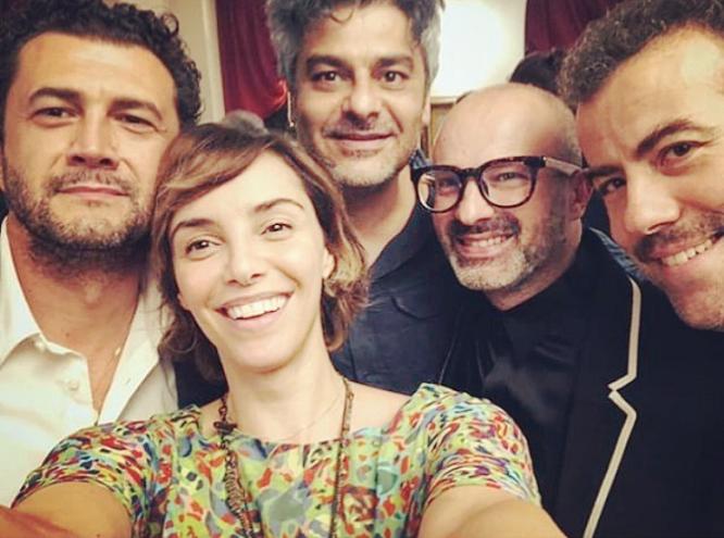 Ischia Film Festival 2019 vincitori italiani: Vinicio Marchioni miglior attore, Selfie miglior film