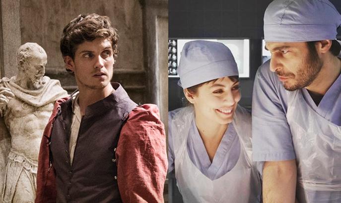 I Medici 3 e l'Allieva 3 le fiction più attese con il maggior numero di post su Instagram