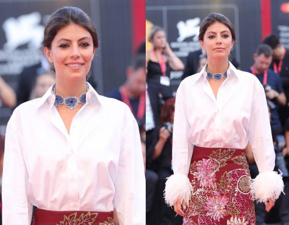 Alessandra Mastronardi (getty)