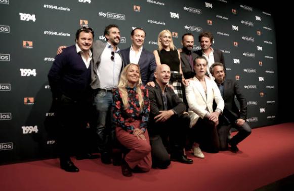 1994-la-serie-cast