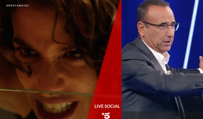Ascolti TV   Social Auditel 4 ottobre 2019: Rosy Abate 2 stacca Tale e quale show nel trending topic, Bake Off Italia in tendenza con oltre 5.000 Tweet
