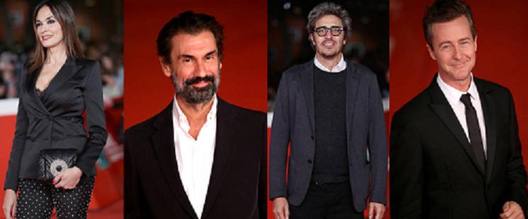 Festa del Cinema di Roma, il Red Carpet di Motherless Brooklyn il film di apertura