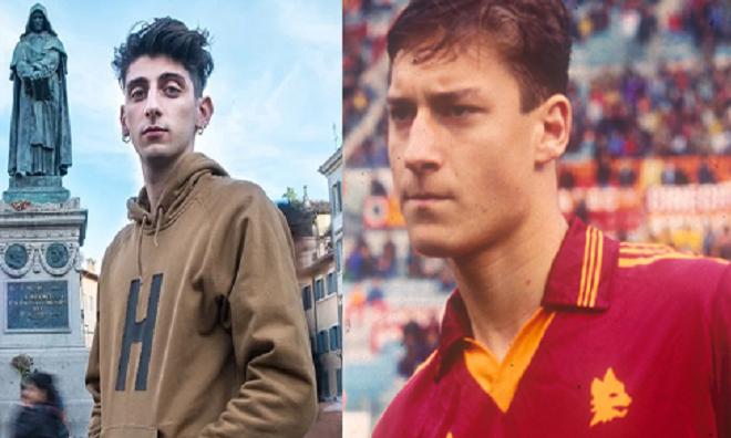"""Pietro Castellitto interpreterà Totti nella serie tv """"Un Capitano"""" diretto da Luca Ribuoli il primo regista de L'Allieva"""