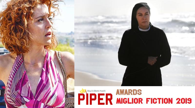 Migliori fiction 2019, Piper Awards: Montalbano e Che Dio ci aiuti 5 sul trono, sorpresa Imma Tataranni, Io sono Mia miglior film tv, I Medici 3 super social