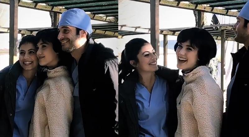 L'Allieva 3 e Il Paradiso delle Signore si incontrano, Lino Guanciale e Alessandra Mastronardi con Ludovica Coscione (VIDEO)