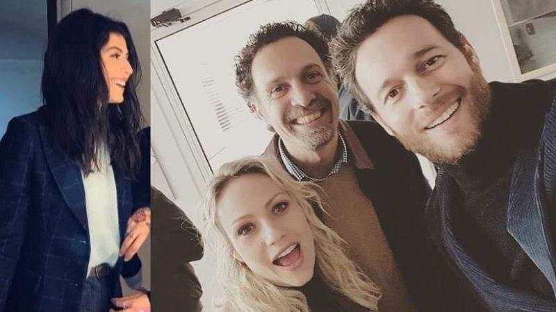 Arabesque l'Allieva 3 episodio 1 girato all'Eurosky Tower, torna Giorgio Marchesi, arriva Antonia Liskova, ecco le prime riprese del 2020