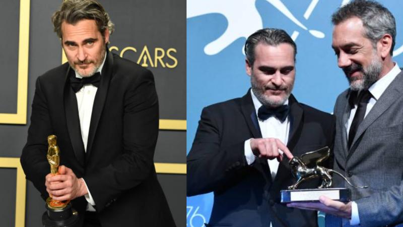 """Joker Oscar miglior attore a Joaquin Phoenix, Venezia 76 vince la scommessa, Parasite Oscar miglior film con """"In ginocchio da te"""" di Gianni Morandi"""