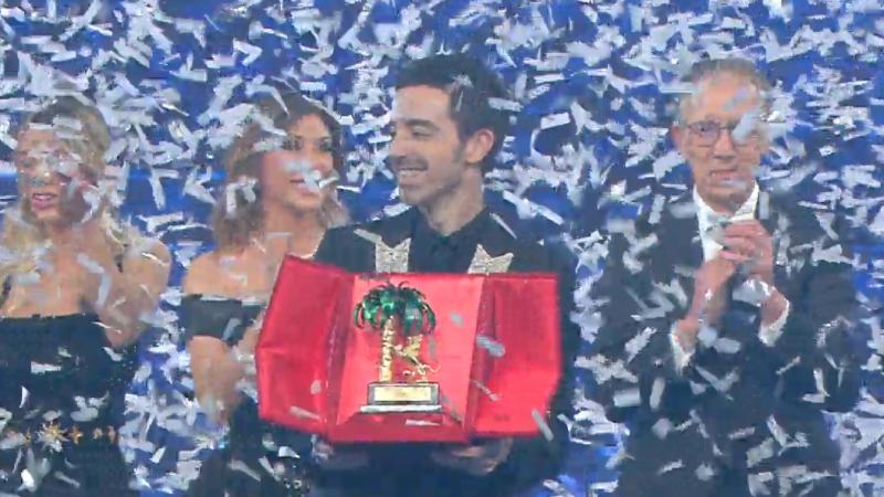 Sanremo 2020 classifica finale, vincitore Diodato, secondo Francesco Gabbani, Pinguini Tattici Nucleari terzi