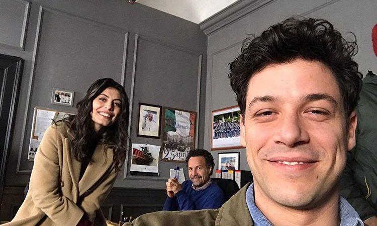L'Allieva 3 e Il Paradiso delle Signore di nuovo insieme. Lino Guanciale annuncia lo stop delle riprese «Anche il nostro set si ferma»
