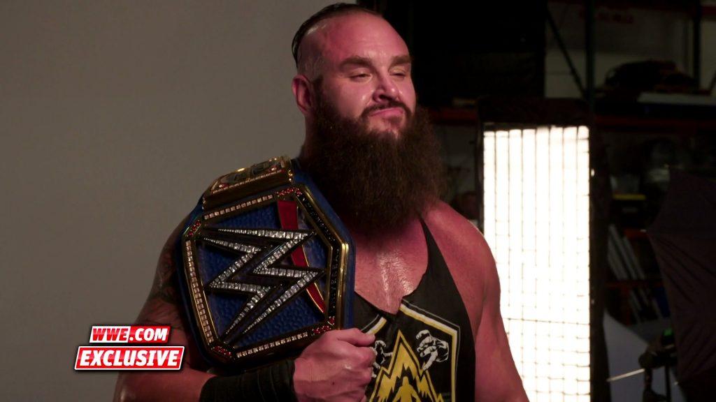 Wrestlemania 36 risultati prima serata, Undertaker vince il film match con AJ Styles, Strowman batte Goldberg, Becky Lynch rimane campionessa