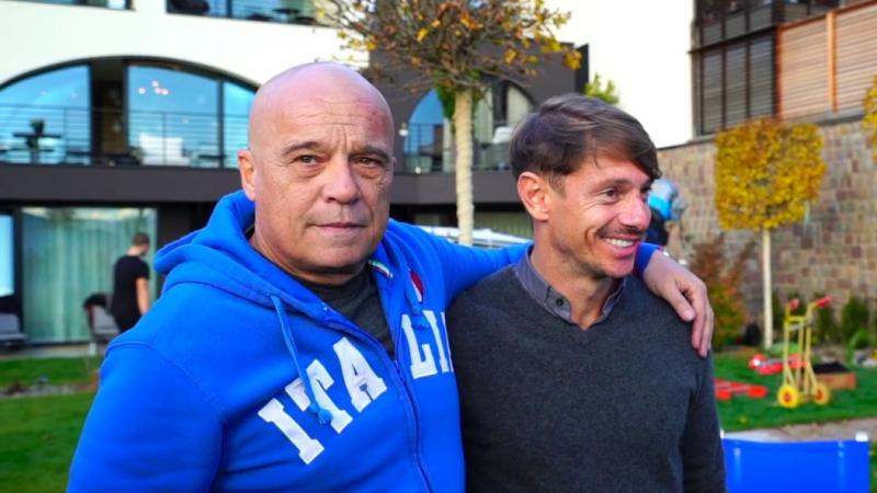 Abbi fede successo su Rai Play per il nuovo film di Giorgio Pasotti con Claudio Amendola «Il cinema in streaming è un passo avanti»