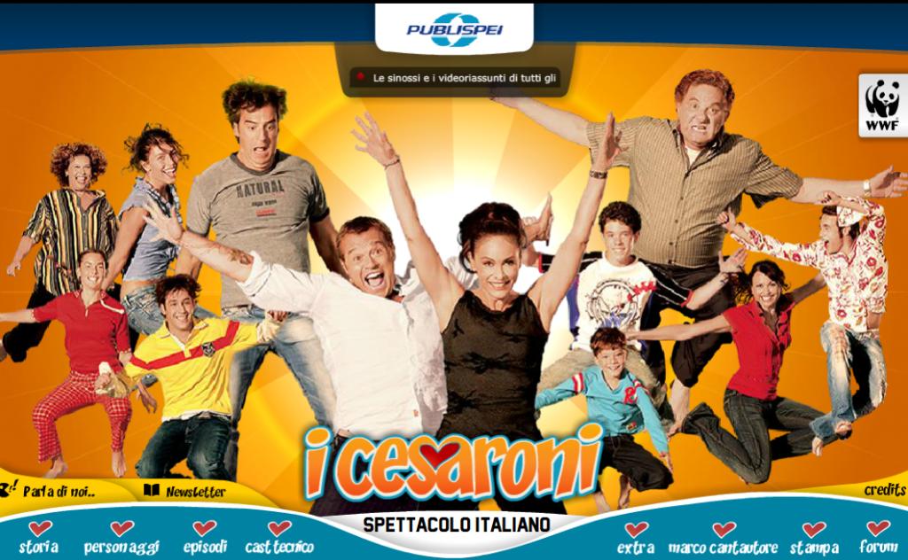 i-cesaroni-sito-2006