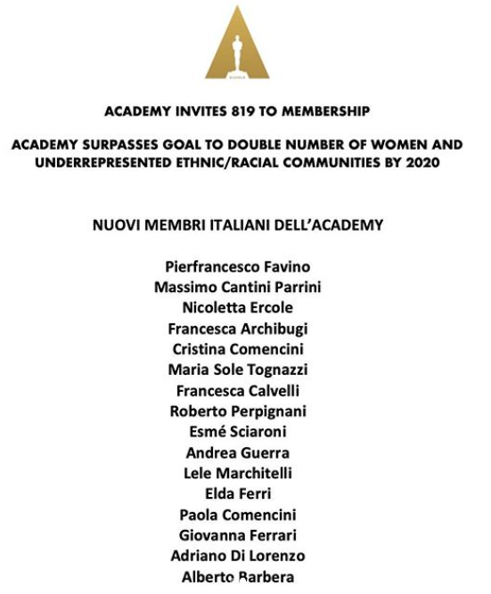 academy-membri-italiani-lista