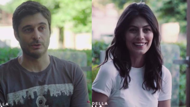 La Tv ai tempi della pandemia Lino Guanciale e Alessandra Mastronardi raccontano il set de L'Allieva 3 dopo il lockdown