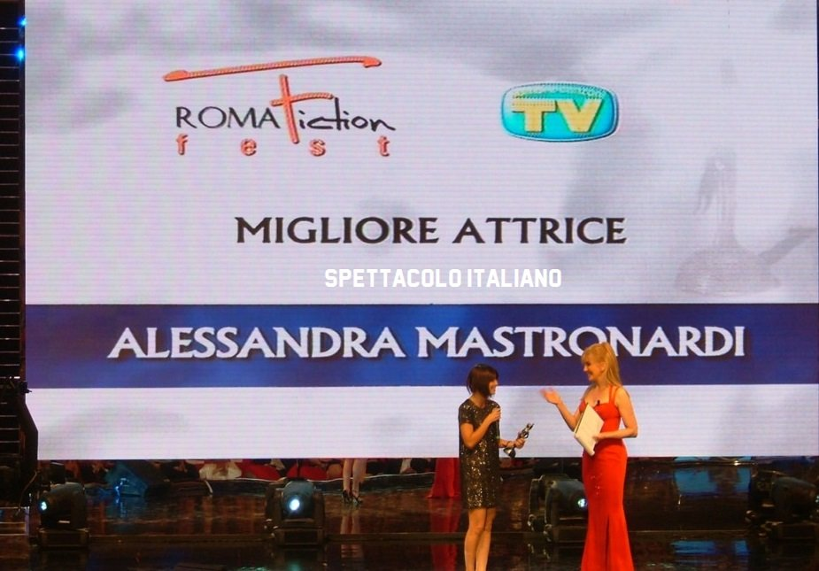 roma-fiction-fest-2009-alessandra-mastronardi
