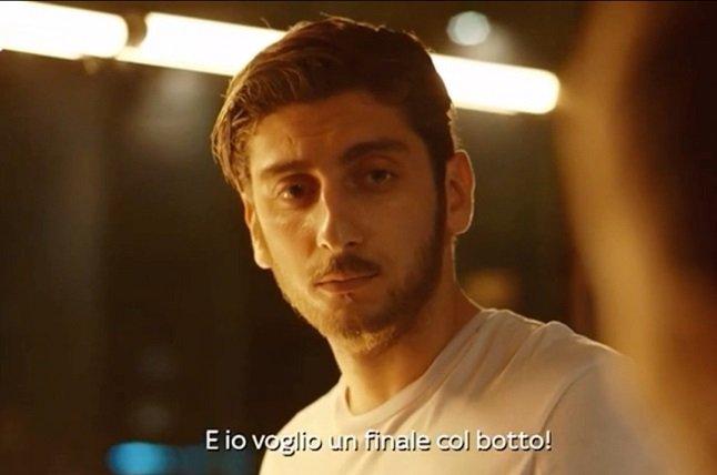 Speravo de morì prima cast completo della serie tv su Totti