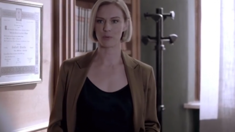 "L'Allieva 3 Antonia Liskova ""Vi presento Andrea Manes"" INTERVISTA VIDEO"