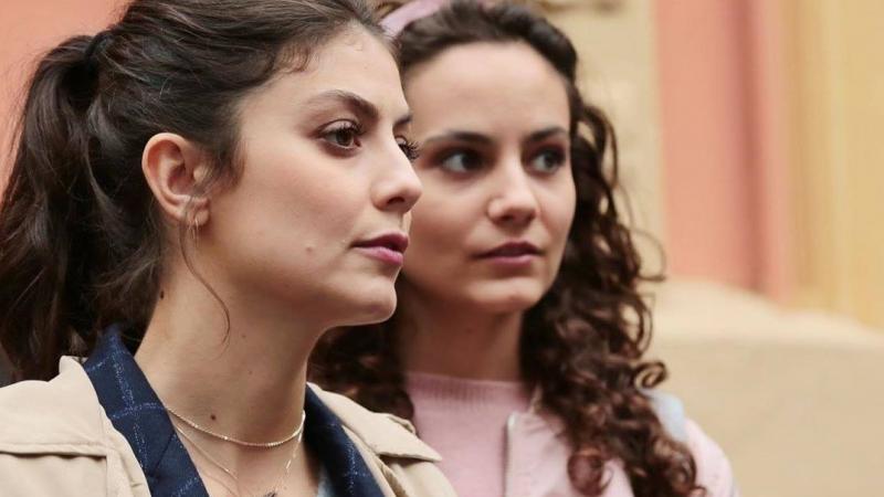 L'Allieva 3 Giorgia Gambuzza «Vi presento Giulia D'Angelo la nuova specializzanda affascinata da Alice e Claudio» Intervista