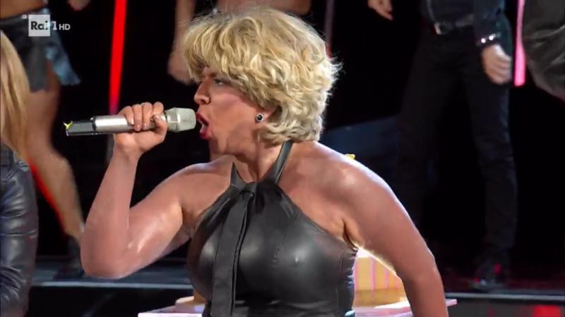 Tale e quale show classifica seconda puntata, vince Barbara Cola – Tina Turner