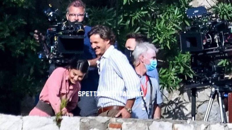 """Alessandra Mastronardi nel cast di """"The Unbearable Weight of Massive Talent"""" film con Pedro Pascal, Nicolas Cage e Paco Leon"""