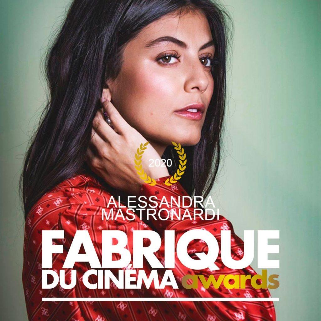 fabrique-du-cinema-awards-2020-alessandra-mastronardi