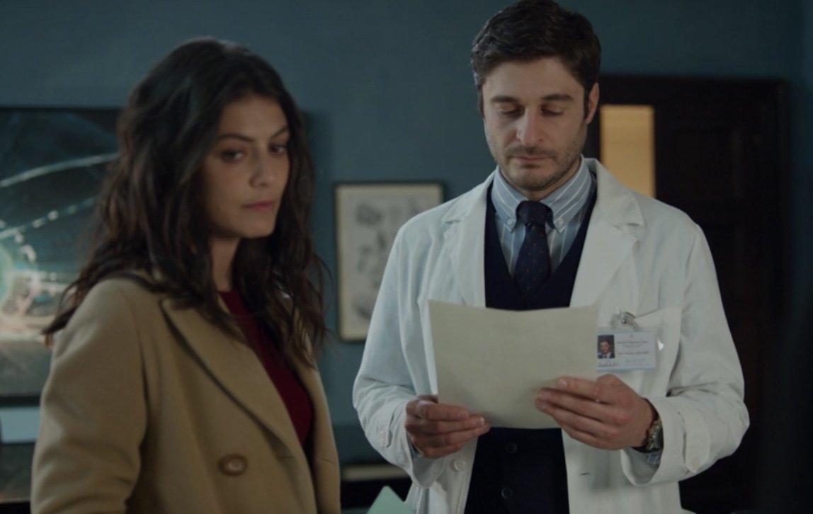 L'Allieva 3 replica quarta puntata in tv