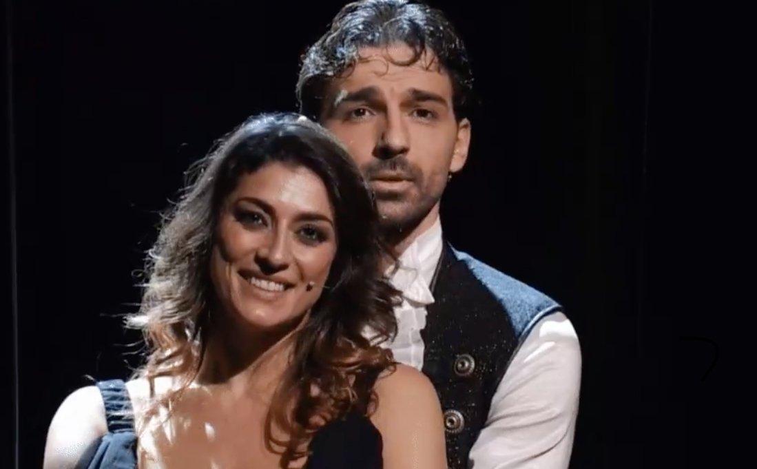 Ballando con le Stelle 2020 classifica nona puntata, i vincitori della semifinale. Elisa Isoardi e Raimondo Todaro finalisti