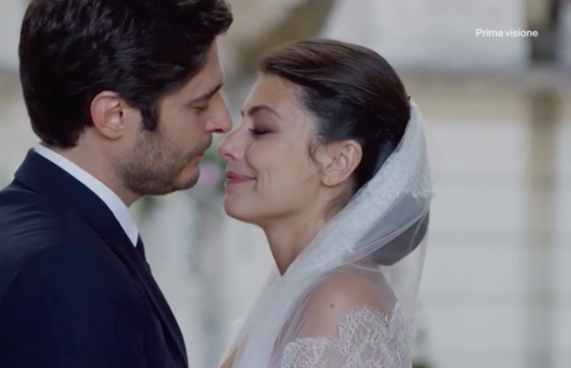 L'Allieva 3 finale ultima puntata, Alice e Claudio si sposano, scena del matrimonio con Lino Guanciale e Alessandra Mastronardi VIDEO completo