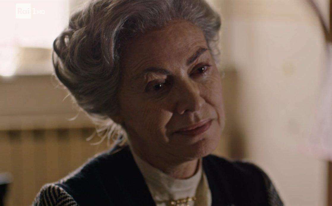 Rita Levi Montalcini replica del film con Elena Sofia Ricci