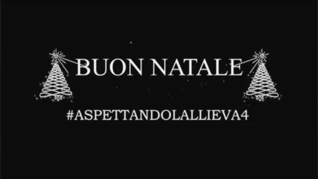 L'Allieva 4 si farà? Endemol pubblica il video di auguri #aspettandolallieva4 con Lino Guanciale e Alessandra Mastronardi