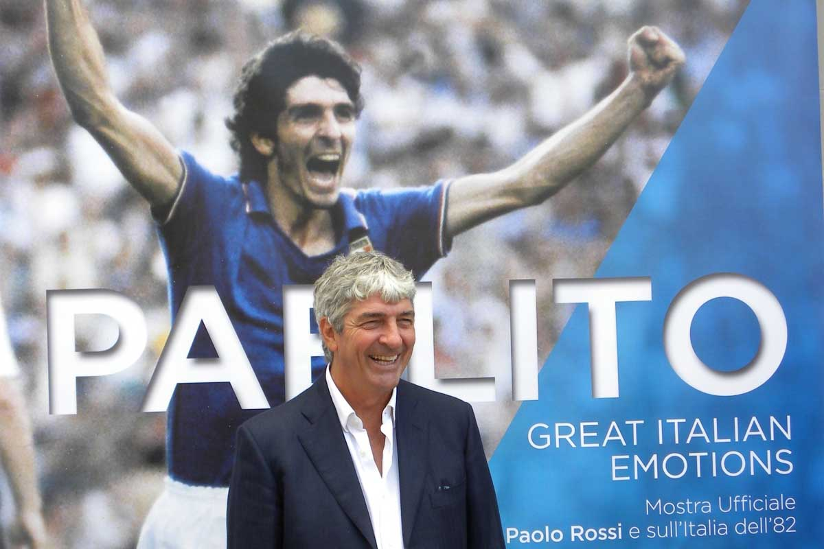 Addio Paolo Rossi, l'eroe italiano del Mondiale 1982
