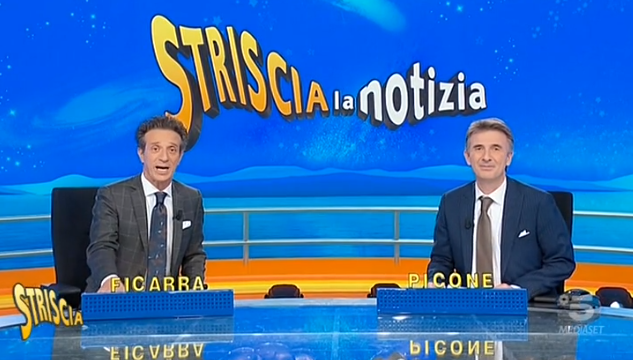 Perché Ficarra e Picone lasciano Striscia la Notizia ? VIDEO