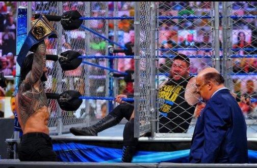 Smackdown 25 dicembre 2020, risultati ieri sera: Roman Reigns vs Kevin Owens Rematch, Friday Night Smackdown results