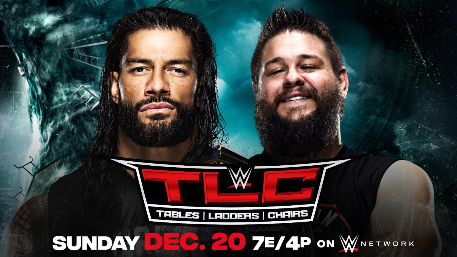 WWE TLC 2020 match card, tutti gli incontri: Roman Reigns vs Kevin Owens, Drew McIntyre vs Aj Styles