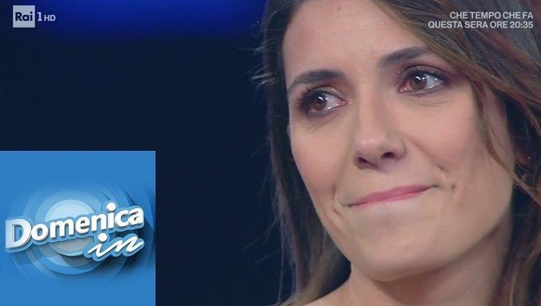 Domenica In ospiti 17 gennaio 2021: Serena Rossi presenta Mina Settembre