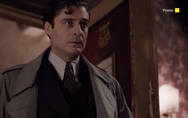 Il Commissario Ricciardi anticipazioni prima puntata, trama di lunedì 25 gennaio