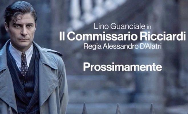 Il Commissario Ricciardi trailer/promo con Lino Guanciale. Quando inizia la serie tv?