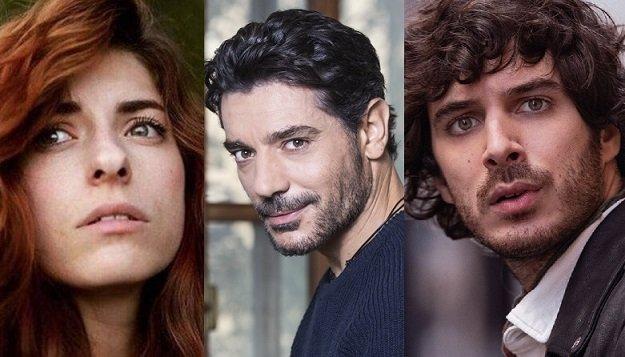 Blanca fiction Rai con Maria Chiara Giannetta, Giuseppe Zeno e Pierpaolo Spollon