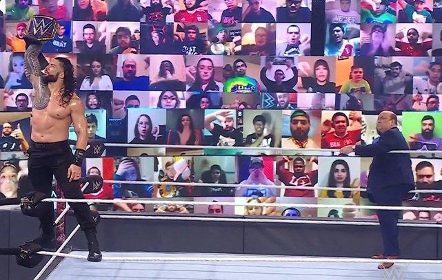 Elimination Chamber 2021 risultati, WWE Results Live: Roman Reigns resta campione ma torna Edge