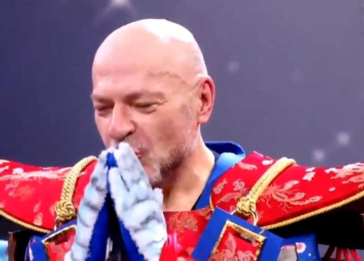 Il Cantante Mascherato 2021 eliminato terza puntata, chi è Tigre Azzurra?