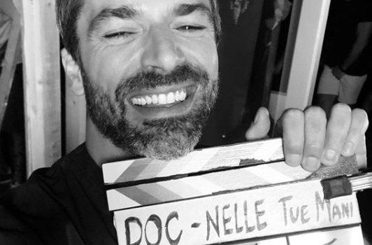 DOC nelle tue mani 2 riprese, Luca Argentero torna sul set. Quando inizia la seconda stagione che parlerà del Covid 19