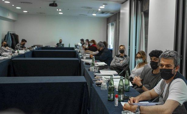 Le Fate Ignoranti cast completo della serie tv. Luca Argentero e Cristiana Capotondi protagonisti, Can Yaman non ci sarà