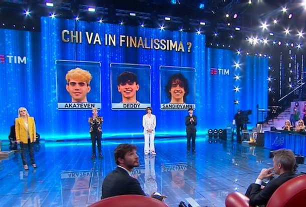 Amici 2021 classifica finale, chi ha vinto ieri sera tra Sangiovanni e Giulia. Chi è il vincitore del televoto ballerini e cantanti