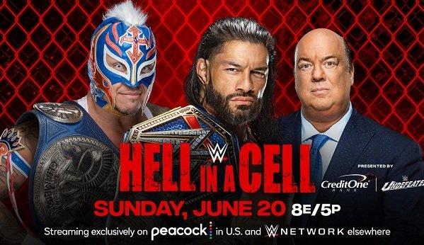 Hell in a Cell 2021 match card, tutti gli incontri. Brock Lesnar torna?