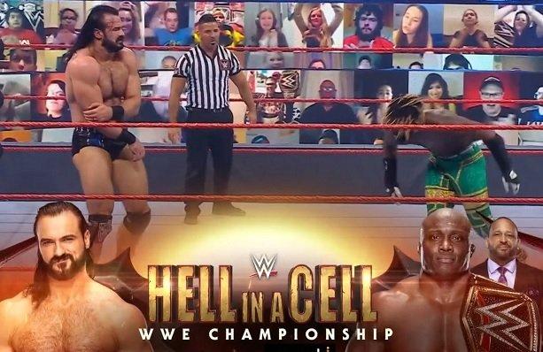 Hell in a Cell 2021 risultati. Results WWE, spoiler, report PPV del 20 giugno
