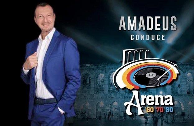 Arena 60 70 80 ospiti, cantanti, biglietti, quando va in onda su Rai 1
