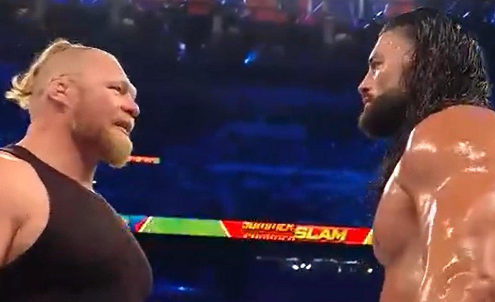 Summerslam 2021 risultati. WWE Results match John Cena vs Roman Reigns, tornano Brock Lesnar e Becky Lynch